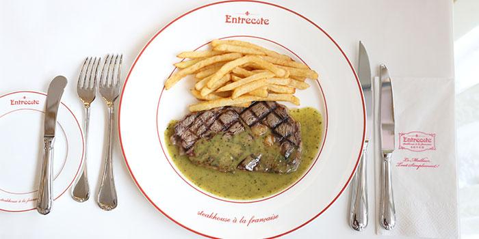 Steak of Entrecôte - Steakhouse à la Française located in Xuhui, Shanghai