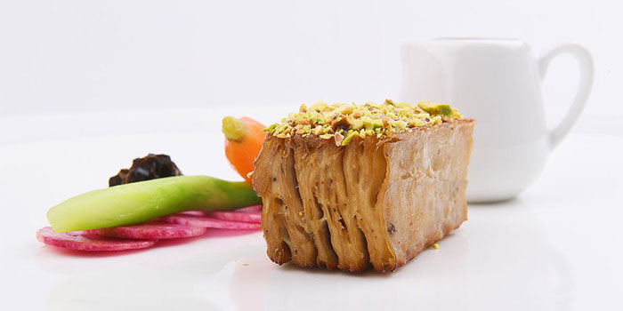 Dishes of Wujie Shanghai The Bund located on The Bund, Shanghai