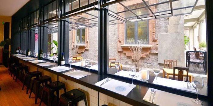 Indoors of Taste & See Western Restaurant located in Jing