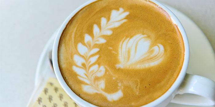 Coffee of Coffee Tree located in Xuhui, Shanghai