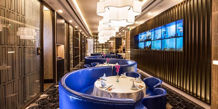 Interior of Jumbo Seafood (Shanghai L