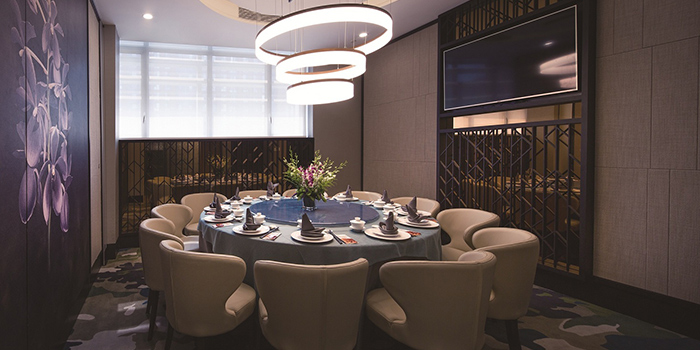 Private room of Jumbo Seafood (Beijing SKP) located in Chaoyang, Beijing