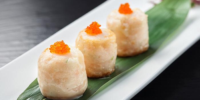 Scallops from Jumbo Seafood (Shanghai L