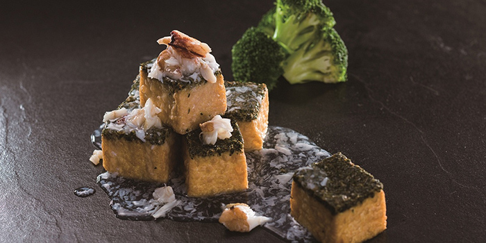 Tofu from Jumbo Seafood (Beijing SKP) located in Chaoyang, Beijing