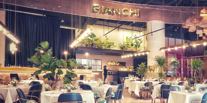 Outdoors of Bianchi (K11) located in Huangpu, Shanghai
