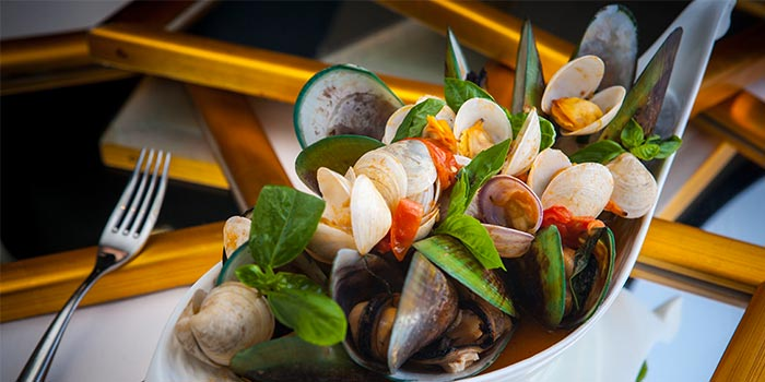 Food of Da lvo (The Bund) in The Bund, Shanghai