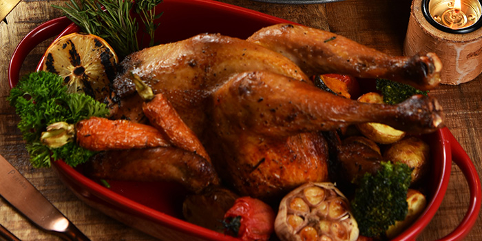 Roast Chicken from Green & Safe (Dongping Lu) located in Xuhui, Shanghai