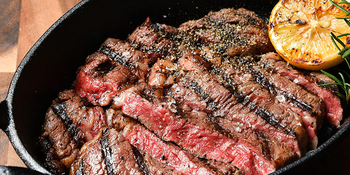 Steak from Green & Safe (Hongqiao) located in Minhang, Shanghai