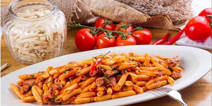 Food from Prego in The Westin Bund Center Shanghai, The Bund, Shanghai