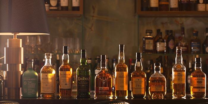 "Drinks of St.Regis Bar (St.Regis Jing""An) located in Jing""An, Shanghai"