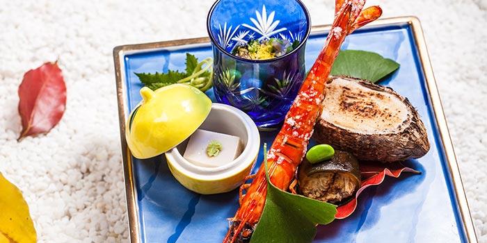 Lobster from Seki-Tei (St.Regis Jing