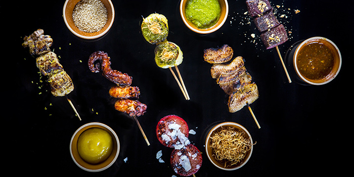 BBQ of Daimon Gastrolounge located in Huangpu, Shanghai