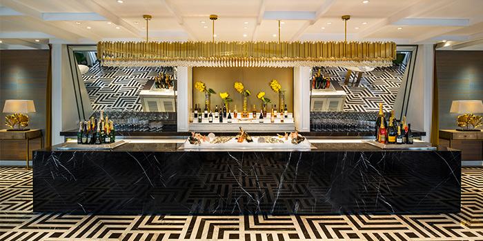 "Bar of Bespoke(St.Regis Jing""An) located in Jing""An, Shanghai"