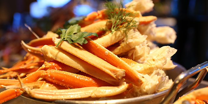 Crab Legs from VIE All-Day Dining (Sofitel Sheshan) located in Songjiang, Shanghai