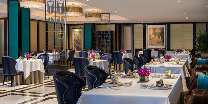 Dining Area of YAN TING (St.Regis Jing