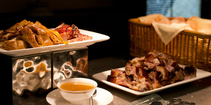 Duck of California Cafe (Regal International East Asia Hotel) located in Xuhui, Shanghai