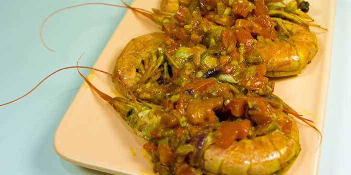 Grilled Prawns from Chin Chin by Wheat located in Xuhui, Shanghai