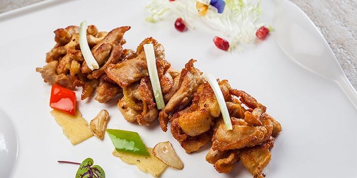 Meat of YAN TING (St.Regis Jing