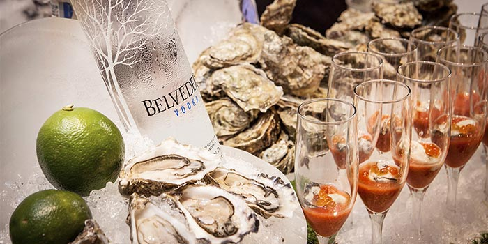 Oyster of Social (St.Regis Jing