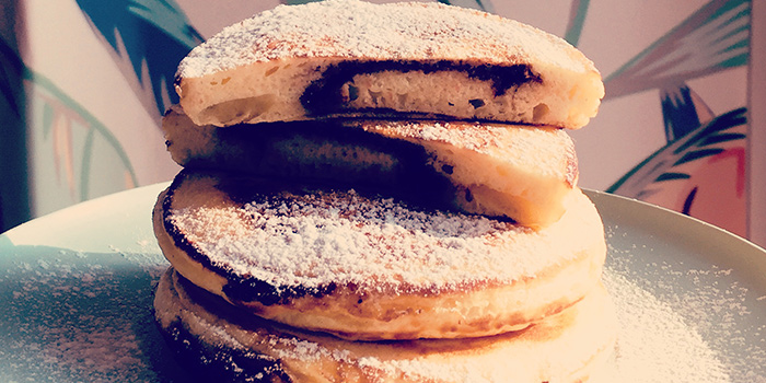 Pancake from Chin Chin by Wheat located in Xuhui, Shanghai