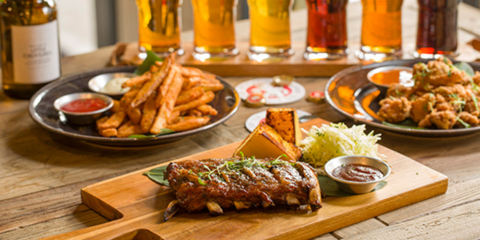 Ribs of Little Creatures located in Huangpu, Shanghai