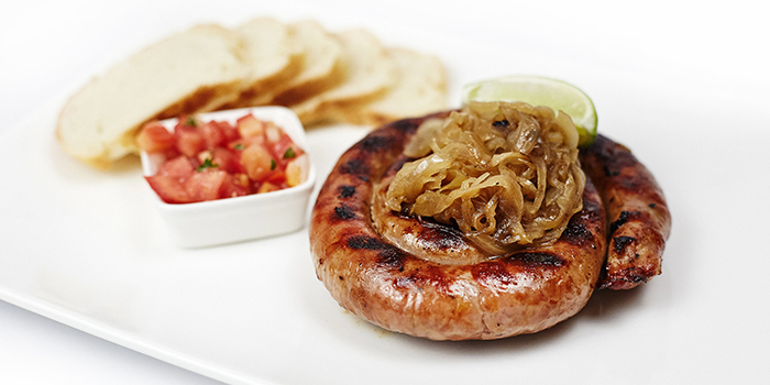 Sausage from Boteco Brazilian Bar and Food located on Julu Lu, Jing