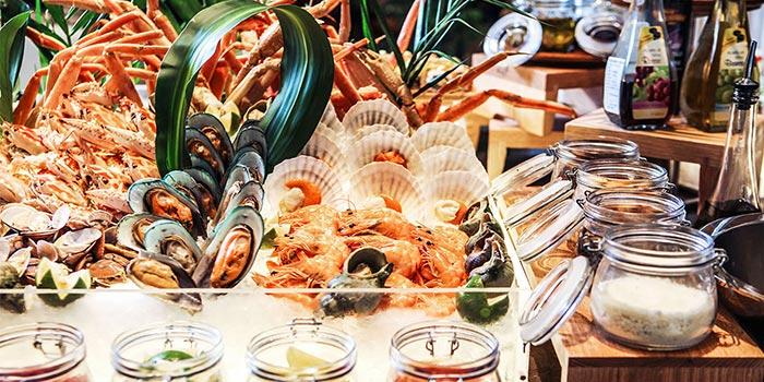 Seafood of Social (St.Regis Jing