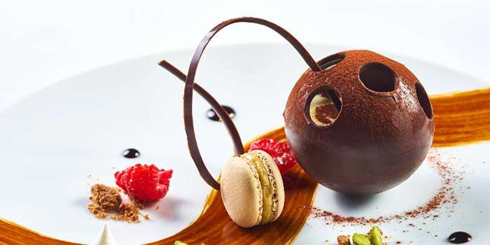 Food of camelia (Four Seasons Pudong) located in Pudong, Shanghai