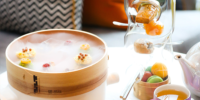 Afternoon Tea of The Kitchen Table (W Shanghai - The Bund) located in Hongkou, Shanghai