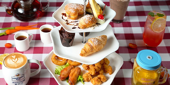 Afternoon-Tea of Himmelbush located in Minhang district, Shanghai