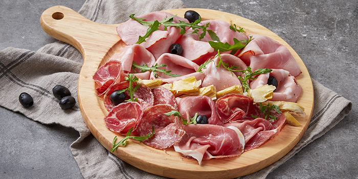Cold Cuts from Bianchi located on Huamu Lu, Pudong, Shanghai