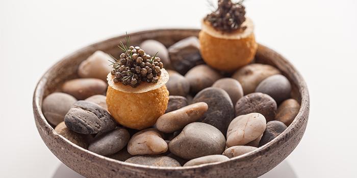 Dauphine-potato of Oxalis located in Huangpu. Shanghai