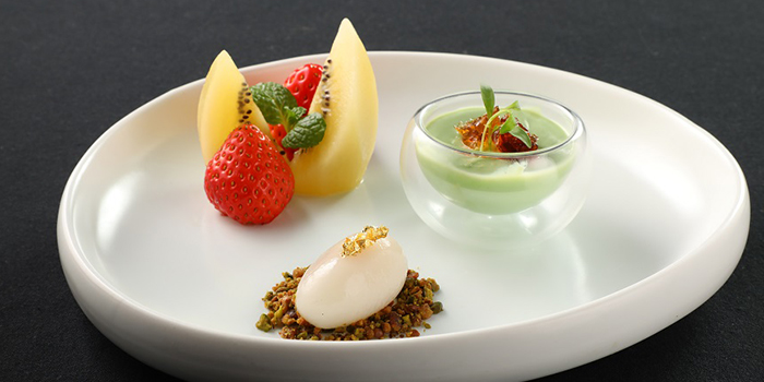 Dessert of Lady Bund located in Huangpu, Shanghai