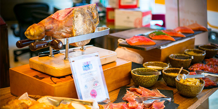 Food of The Stage (The Westin Bund Center Shanghai) located in Huangpu, Shanghai