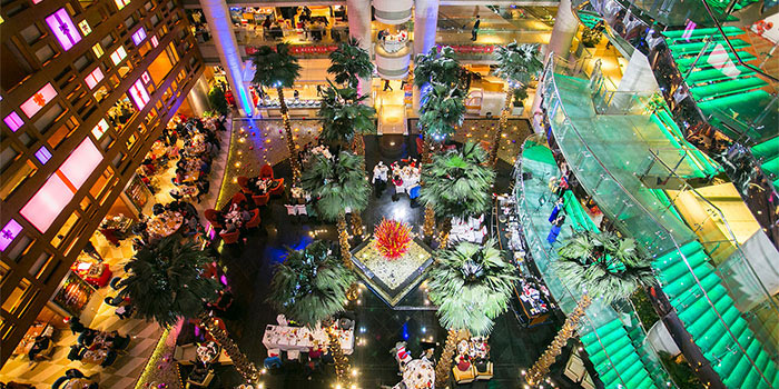 Indoor of The Stage (The Westin Bund Center Shanghai) located in Huangpu, Shanghai
