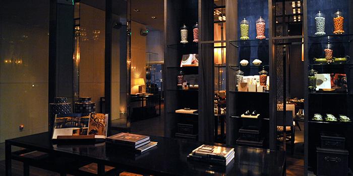 Indoor of Pantry (Park Hyatt Shanghai) located in Pudong, Shanghai