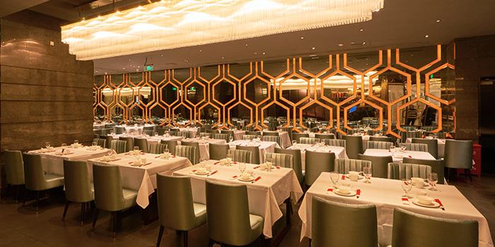 Dining of Guyi Hunan Restaurant (IFC) located in Pudong, Shanghai