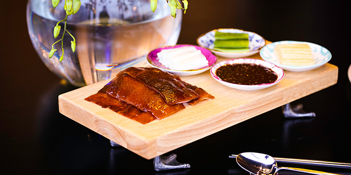 Peking Duck from YEN (W Shanghai - The Bund) located in Hongkou, Shanghai