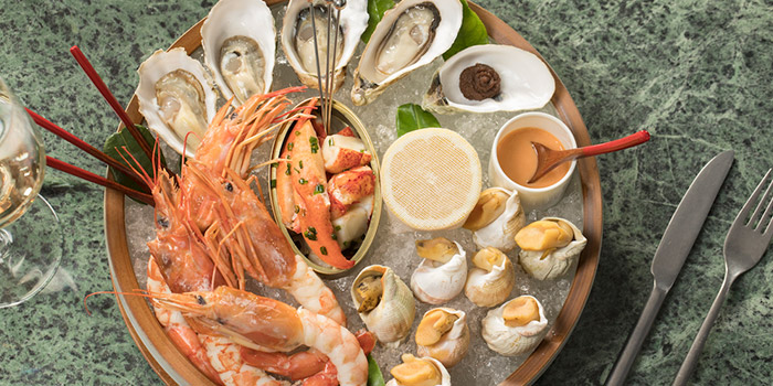 Seafood of Cinker Pictures located in JIng