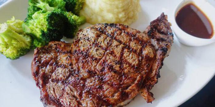 Steak from Shanghai Slim