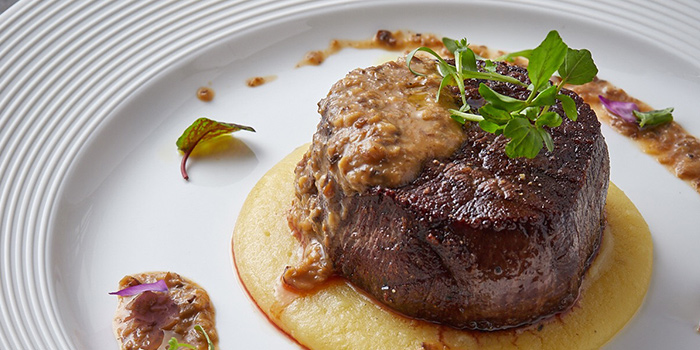 Steak from Bianchi located on Huamu Lu, Pudong, Shanghai