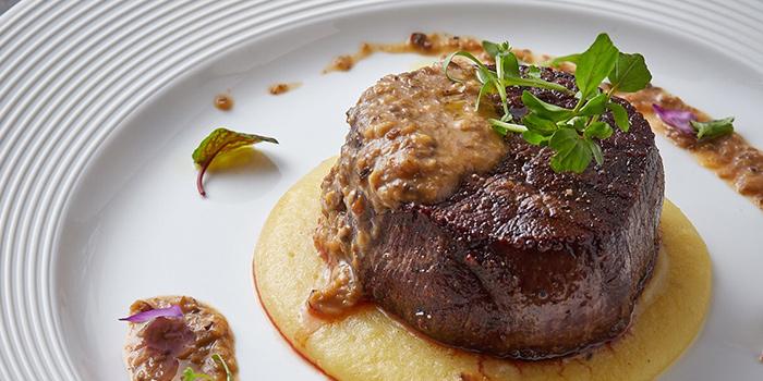 Steak from Bianchi & Bella Ciao located on Jianguo Zhong Lu, Luwan, Shanghai