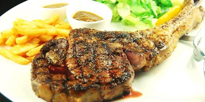 Steak from Yasmine