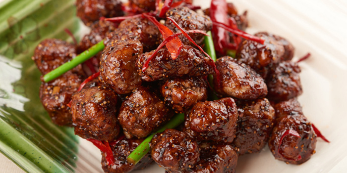 Beef Cubes from Sichuan Citizen located in Xuhui, Shanghai