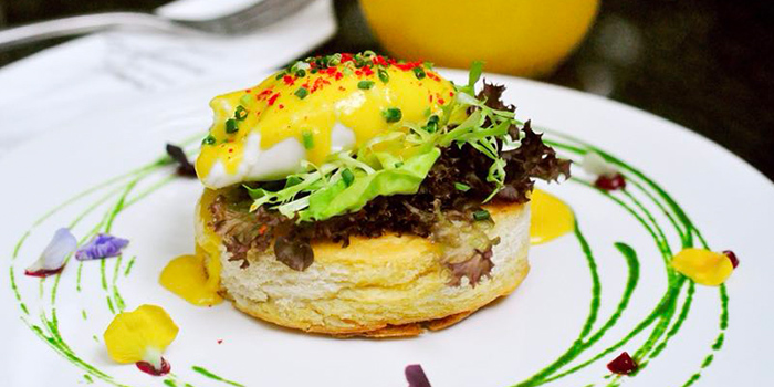 Brunch from Avenue located in Xuhui, Shanghai