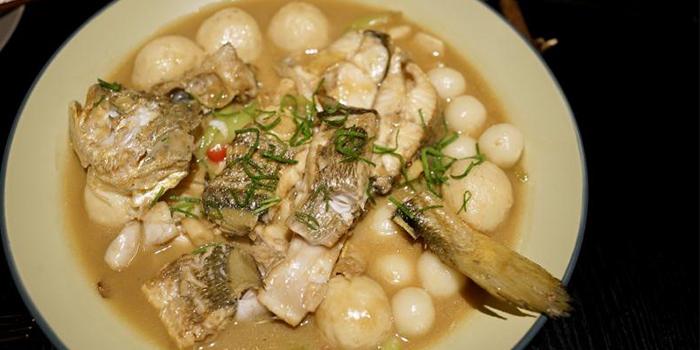 Fish of Oriental House located on Anfu Lu