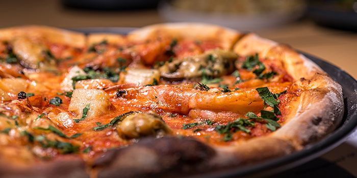 Pizza of St Germain located in Xuhui District, Shanghai