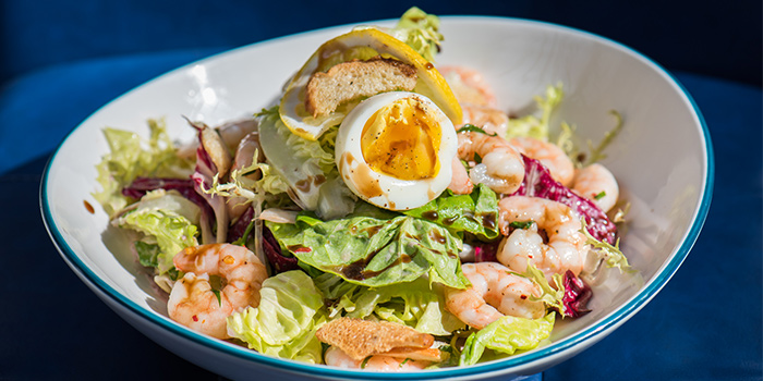Salad of Urban Diner Gastropub located in Jing