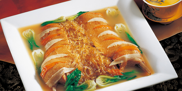 Soup of Family Li Imperial Cuisine located in Huangpu, Shanghai
