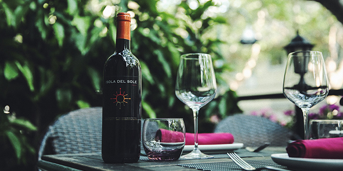Wine of Seve Restaurant located in Jing